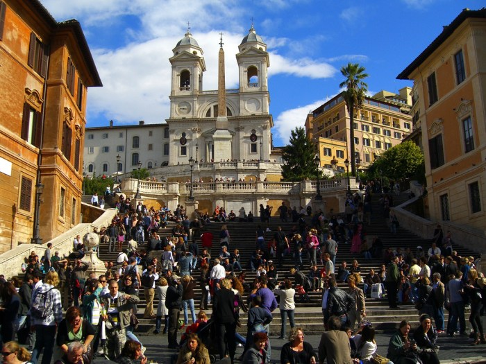 Spanish Steps (Photo: Sebastian Schulz)