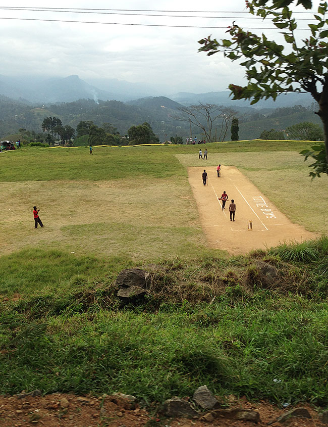 Cricket, Sri Lanka