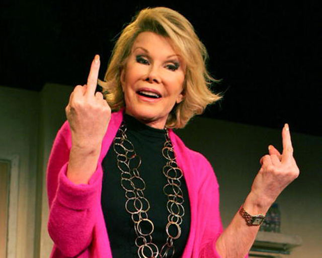 Joan Rivers (photo: Google images)