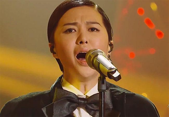 我是歌手第三季第十期 Sitar Tan
