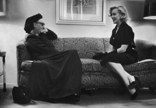 Edith + Marilyn