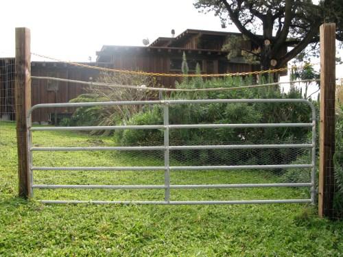 keep out fences