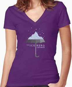 The Iceberg Lounge Logo T-Shirt