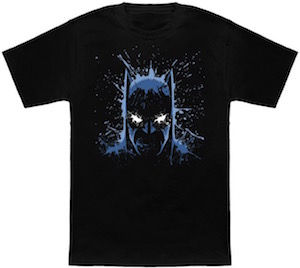 A Splash Of Batman T-Shirt