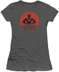 Batman Beyond Red Spotlight T-Shirt