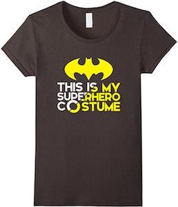 This Is My Superhero Costume T-Shirt