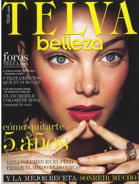 Jacomien door Antonio Terron voor Tevla Magazine
