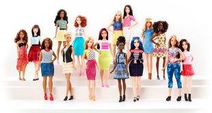 Barbie Fashionistas maart 2016