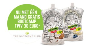 1 Maand Gratis Bootcampen met The Bootcamp Club & Breaker