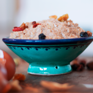 low carb low calorie n'oatmeal