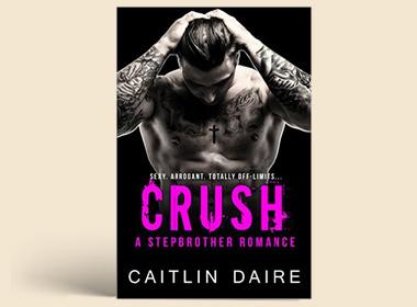Crush: A Stepbrother Romance: $0.99