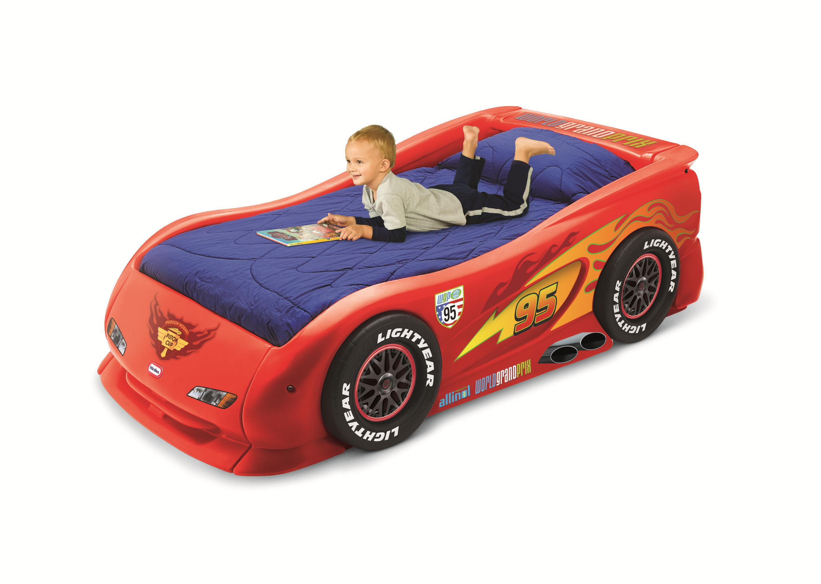 Best Toddlers Little Tikes Lightning Mcqueen Roadster Toddler Bed Race Car Bed Kids Toddler Car Bedroom Toddler Car Bed Nz baby Toddler Car Bed