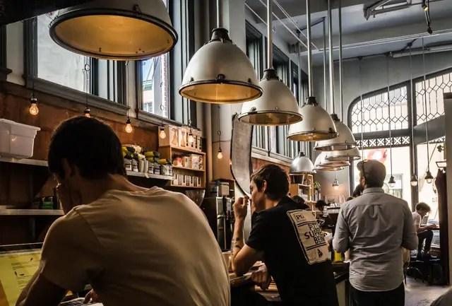 Pikolo Café - Parc Ave, Montreal