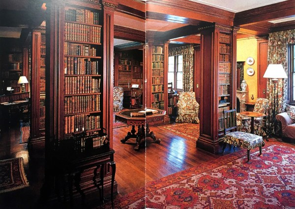 Brodie Castle Library - Contains approximately 6700 Books