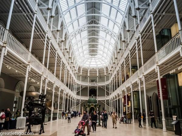 National Museum, Edinburgh