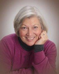 Jo Marshall, author of the Leaf novels