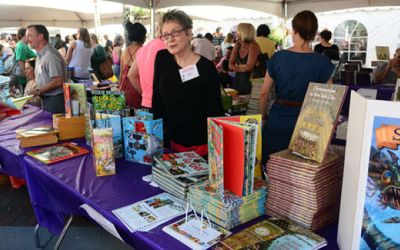 Special Interview with Artist/Author Roxie Munro