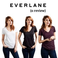Review | Everlane Classic Tee