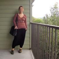 Outfit // Harem Pants & Clogs