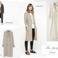 This Week I Love // Long Spring Coats