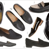 ISO : Black Loafers