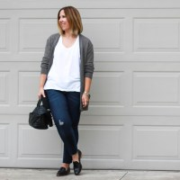 Outfit // Everlane Everything
