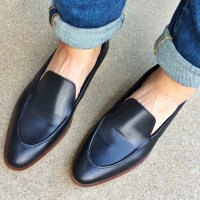 Outfit // Everlane Loafer Review