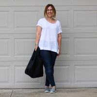 Review | Everlane Street Shoe + Linen Tee