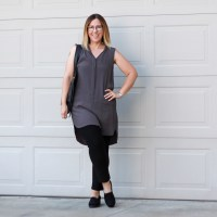 Outfit | Eileen Fisher Ankle Pants + Nordstrom Sale + Wear what you have