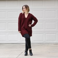 Review | Everlane E1 Tunic Sweater