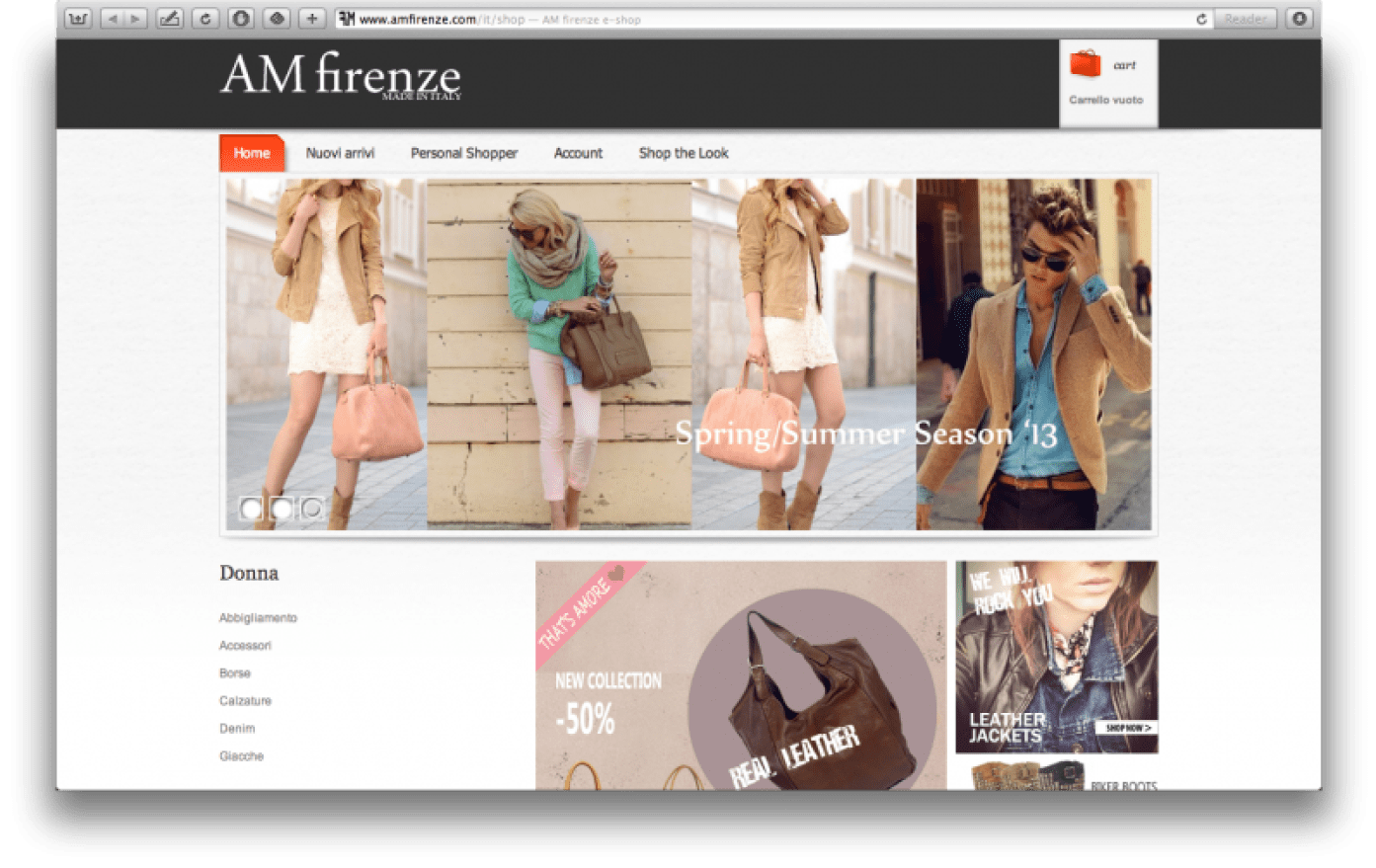 AMfirenze Shop