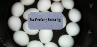 The perfect boiled egg. #eggs #Easter