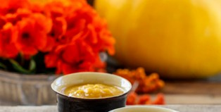 Pumpkin Pudding for Thanksgiving Dessert