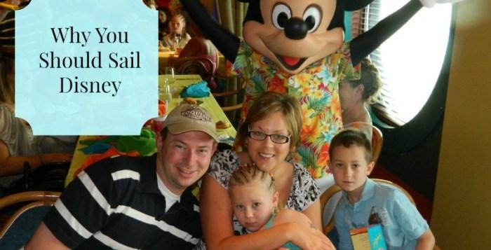Why You Should Sail Disney