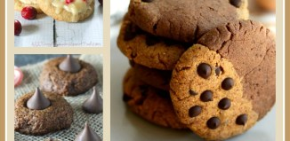 21 Healthy Cookies Recipes