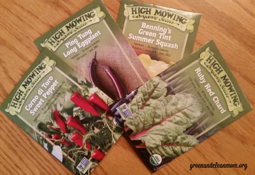 High Mowing Organic Seeds #Gardening #Organic