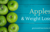 Apples and Weight Loss - How they may curb hunger and keep you full longer.