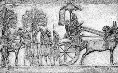 """اكتشاف أقدم إشارة """"ممنوع الوقوف """" في التاريخ"""
