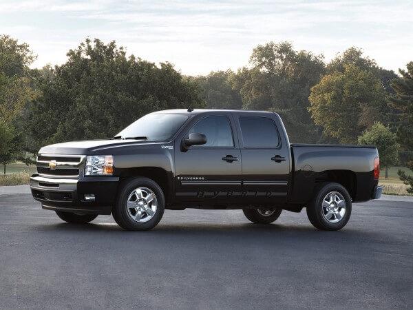 2011 Chevrolet Silverado 1500 Hybrid Truck