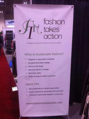 Fashion Takes Action