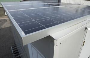 SolerCool solar powered refrigerator