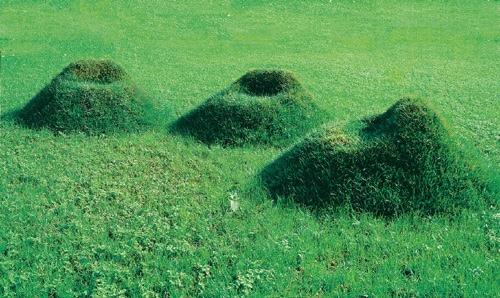 grass armchair