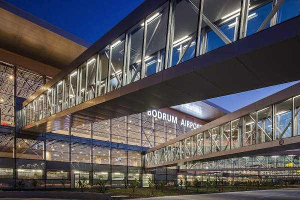 Bodrum International Airport sustainable architecture