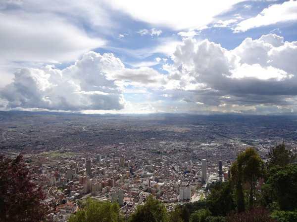 Bogota, Columbia