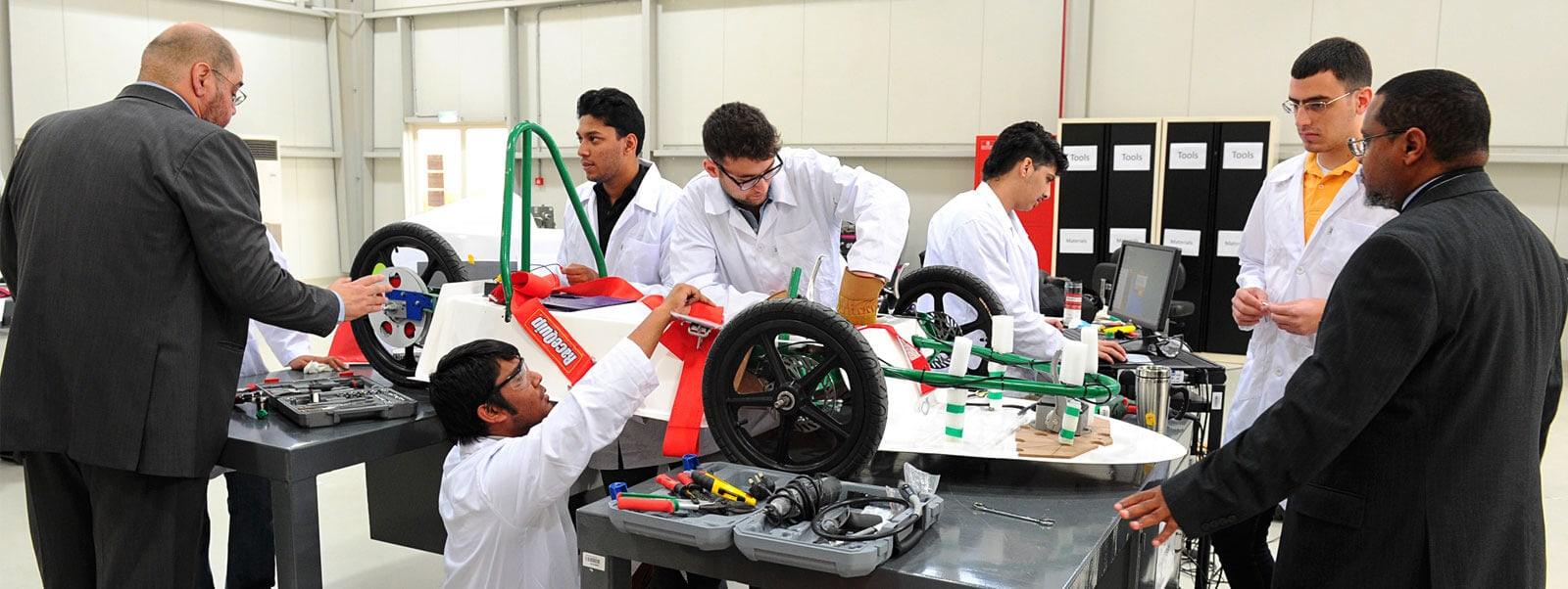 GCC Hybrid Electric Car