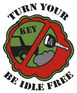 Idle Free Logo
