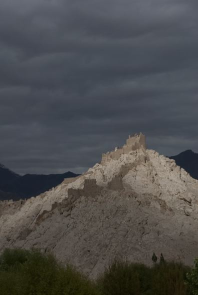 Nubra Valley Mountain Temple V