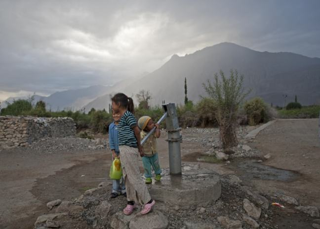 Nubra Valley Kids