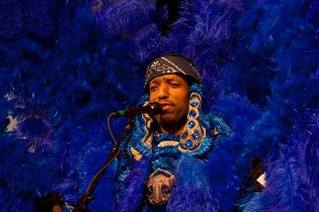 Treme New Orleans: Donald Harrison Jr at NOLA Jazz & Heritage Festival