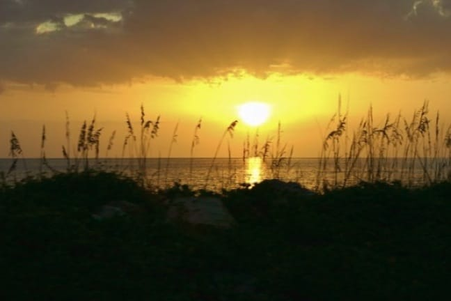 Sunset on Captiva Island, Florida